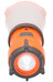 Black Diamond Voyager Lantern vibrant orange
